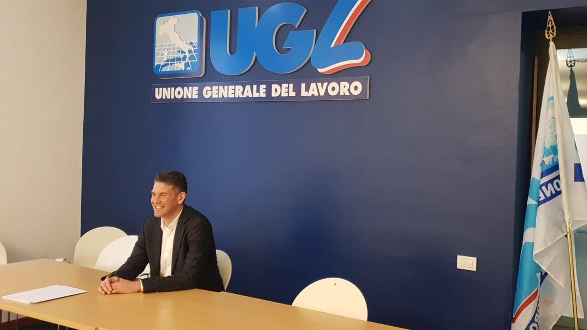 Gianluca giuliano eletto segretario nazionale ugl sanità