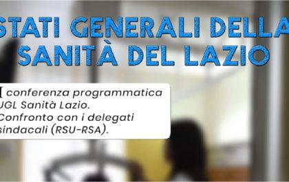 Stati Generali UGL copertina