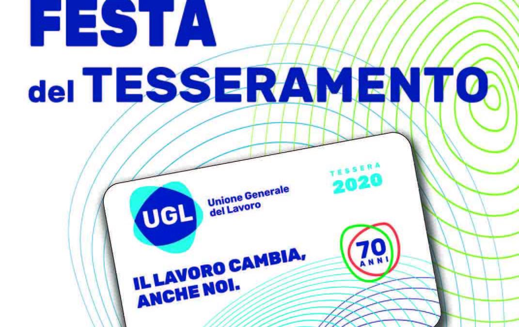 Sabato 1 febbraio il Segretario Nazionale Giuliano a Ascoli per la Festa del Tesseramento 2020